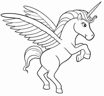 Unicorn Pages Coloring Mia Queen Getcoloringpages