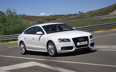 A5 Sportback New Photos Widescreen Exotic Car Picture 07