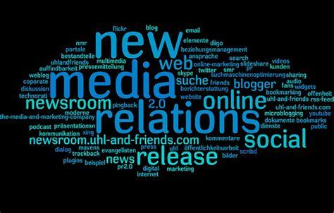 Uhl & Friends - New Media Relations - Tag Cloud