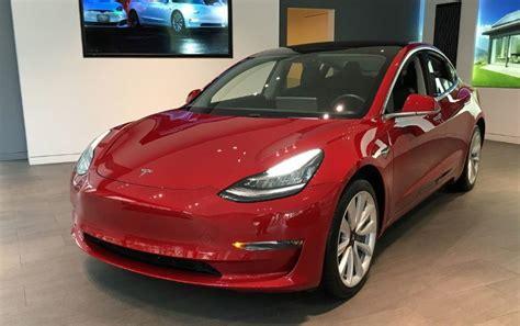 42+ Green Car Tesla 3 Images