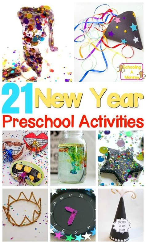 128 best images about new years for on 731 | 7a264ef3ea88da63699d7160d7e7a976 holiday themes preschool themes