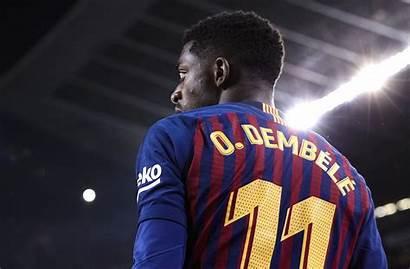 Barcelona Dembele Ousmane Fc Barca Spain December