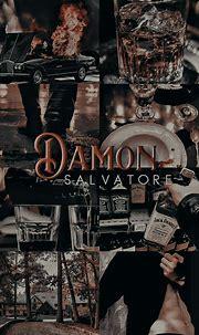 Aesthetic Damon Salvatore | Damon salvatore vampire ...