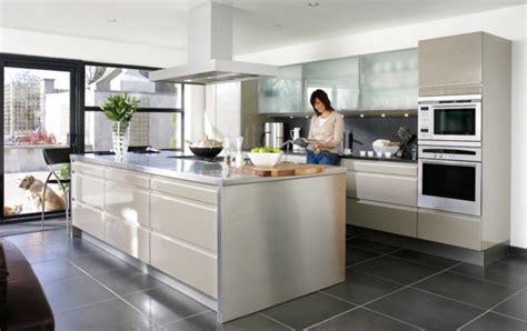 les cuisines contemporaines fonctionnelles et styl 233 es archzine fr