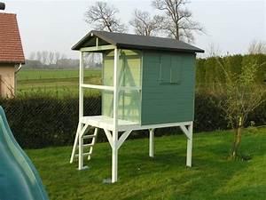 Construire Sa Cabane : tuto construire une cabane en palette jardin piscine et cabane ~ Melissatoandfro.com Idées de Décoration