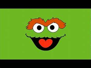 Image Gallery oscar the grouch face