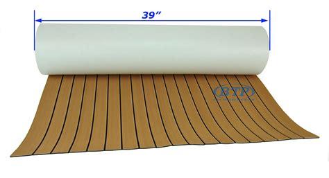 Seadek Boat Flooring Material by Seadek Marine Sheet Material 39 Inch X 77 Inch Faux Teak