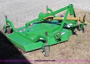 2007 Frontier Gm2072r Finish Mower