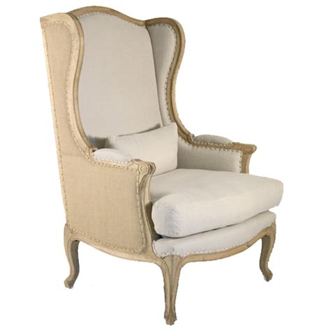 wingback chair vintage wingback chair maison
