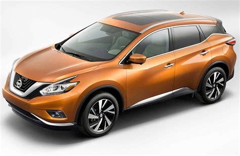 2017 Nissan Murano Engine Specs And Features