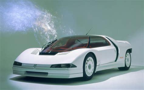 peugeot concept car old concept cars peugeot quasar concept