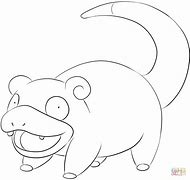 Best Slowpoke Ideas And Images On Bing Find What Youll Love - Slowpoke-coloring-pages