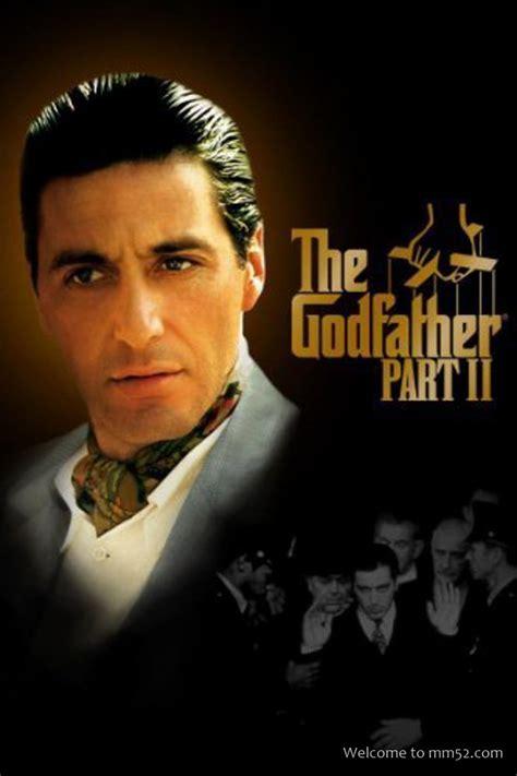 教父2 The Godfather: Part II (1974) 电影海报免费下载 | mm52