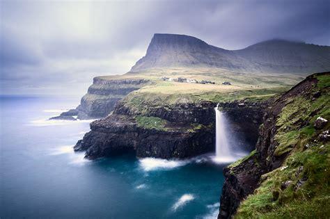 Gásadalur - Europe, Faroe Islands - Momentary Awe   Travel