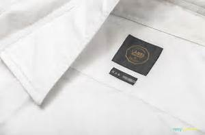 10 clothing label mockups zippypixels for Clothing label mockup