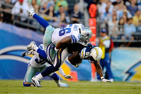Dallas Cowboys V San Diego Chargers Zimbio