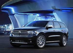 Mopar introduces 2011 Dodge Durango Citadel Black & Tan