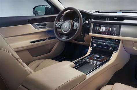 locally manufactured jaguar xf launched  india autobics