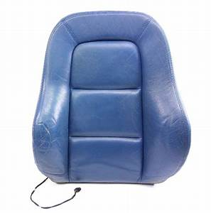 Rh Front Seat Backrest Cover  U0026 Foam 00