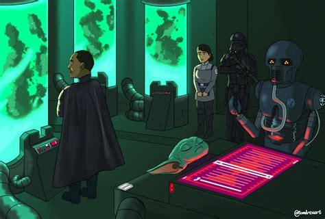 The Mandalorian Season 2 Predictions: 5 Illustrated Scenes ...
