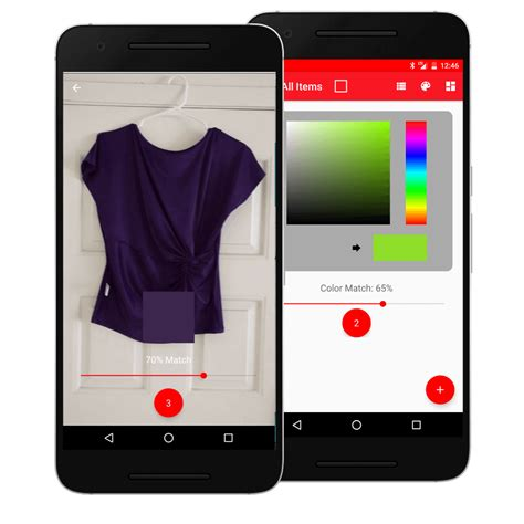 Closet Organizing App by Yourcloset Closet Organizer Smart Fashion App For Android