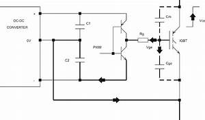 powering igbt gate drives with dc dc converters With igbt switch