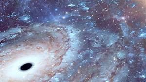 Flight Into Spiral Galaxy Stock Footage Video 12055679 ...