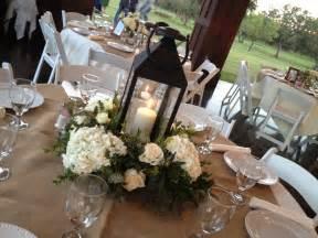 lantern centerpieces for weddings white lantern and hydrangea centerpiece botanika wedding floral white lanterns