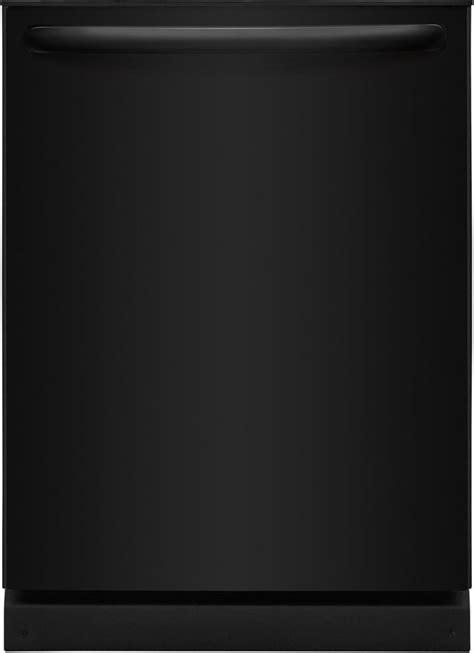 frigidaire  black built  dishwasher ffidtb texas appliance