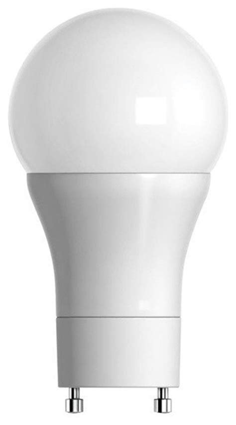 satco 10w dimmable multi directional a19 led bulb gu24
