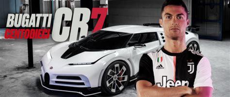 Ronaldo'nun son aldığı bugatti la voiture noire sadece 1 adet üretildi ve fiyatı 12.3 milyon dolar. Cristiano Ronaldo y su Bugatti Centodieci de $9.4 millones de dólares