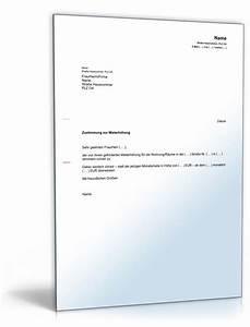Einverständniserklärung Mieterhöhung : zustimmung zur mieterh hung ~ Themetempest.com Abrechnung