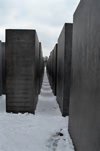 Berlin Holocaust Memorial Architecture