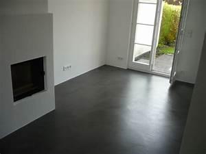 Betonboden Selber Machen : betonboden wohnbereich haus dekoration ~ Michelbontemps.com Haus und Dekorationen