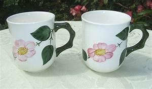 Villeroy Boch Kaffeebecher : villeroy boch wild rose 2 kaffeebecher ebay ~ Whattoseeinmadrid.com Haus und Dekorationen