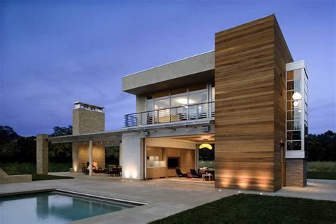fancy house beach house modern architecture design