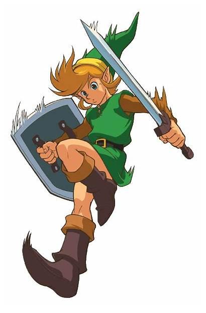 Zelda Link Legend Past Concept Gba Pixel