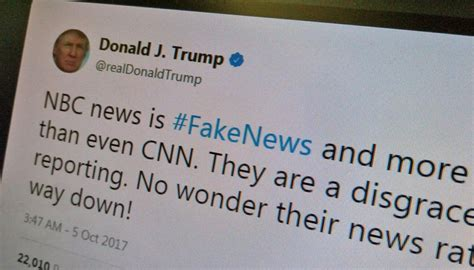Fake News Named Word The Year Newshub