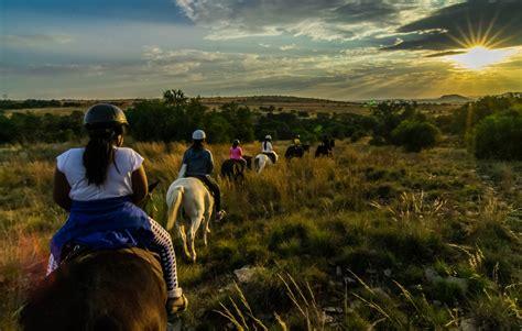 Private Sunset Safari Horse Trail For 2