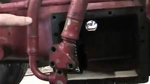 International 504 Tractor  Hydraulics Part 1