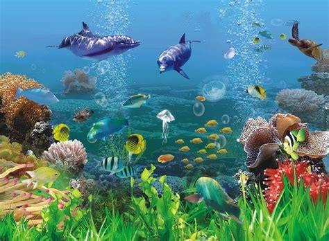49+ Info Terbaru Gambar Pemandangan Bawah Laut 3d