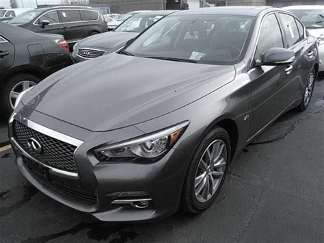 Infiniti Sales 2016 by Used 2016 Infiniti Q50 Car For Sale At Auctionexport