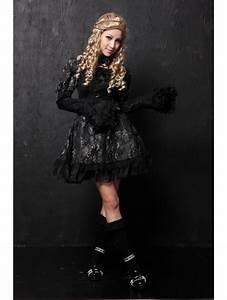 Black Red Printed Gothic Dress Devilnight Co Uk