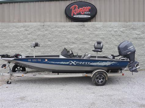 Xpress X19 Bass Boat by Xpress X19 Ballistic Bass Boat Boats