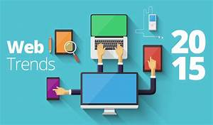 Top Web Design Trends to Look for in 2015