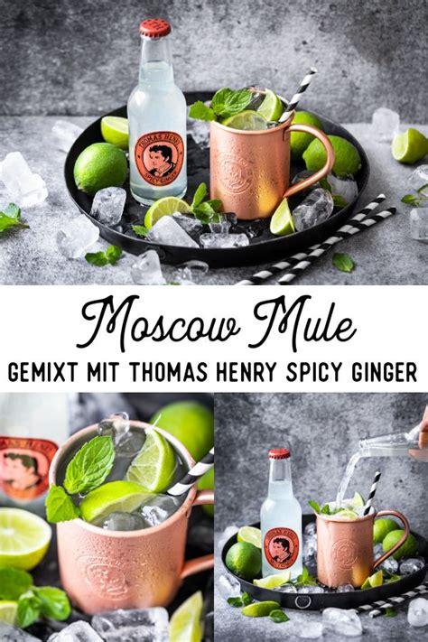moscow mule und mehr die besten mule rezepte ginger