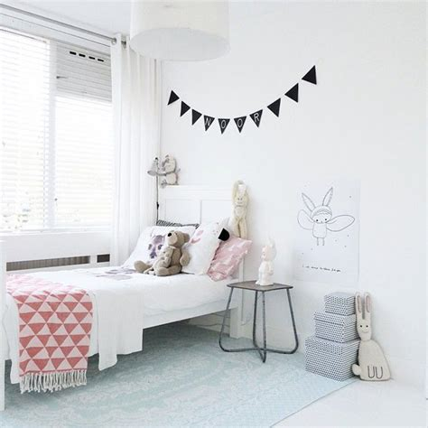 10 White And Simple Kids Room Ideas  Home Design And Interior