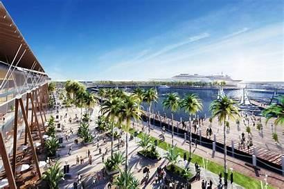 Brunei Plan Waterfront Master Area Concept Jerudong