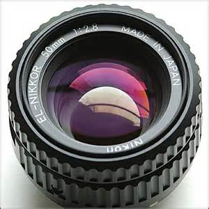 creative    el nikkor mm enlarger lens photo