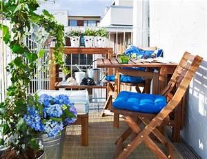 Kleiner Balkon Schne Gartenmbel Ideen Planungswelten